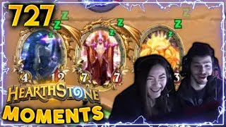 Double The Streamer, DOUBLE THE LUCK!! | Hearthstone Daily Moments Ep. 727