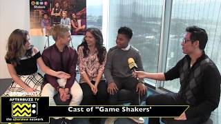 Game Shakers Cast Talks Crossover Special
