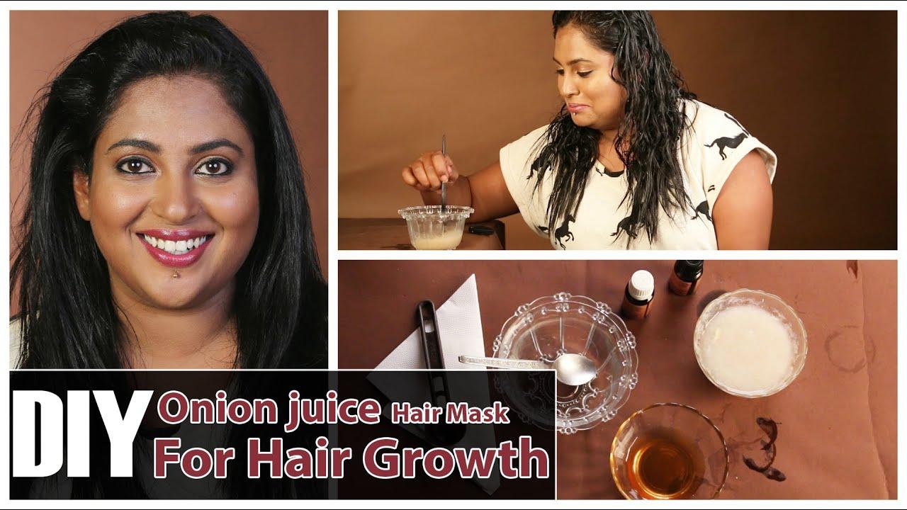 Onion Juice For Hair Loss Regrowth DIY Onion Juice Hair Mask - Onion juice for hair regrowth review