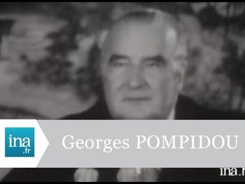 Georges Pompidou en Chine en 1973 - Archive vidéo INA