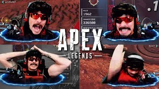 DrDisRespect Apex Legends RAGE COMPILATION 2019 #1