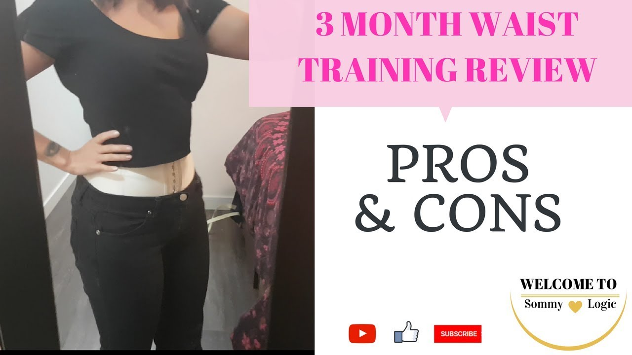 0aa05dd4a39e0 3 Month Waist Training Review