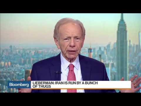 "Fmr Sen. Joe Lieberman Gives President Trump ""An A"" On Dealing With Iran, Bashes Obama's Iran Policy"