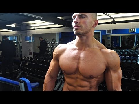 Upper Chest & Triceps - Full Routine