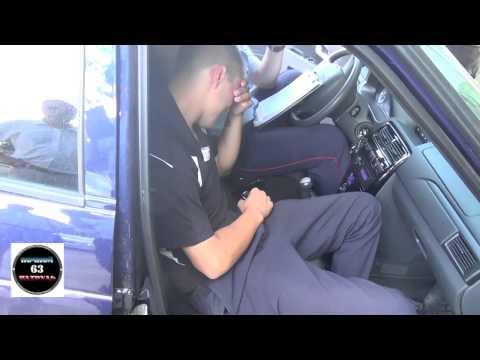 видео: Аварийный Комиссар угрожал водителю пистолетом