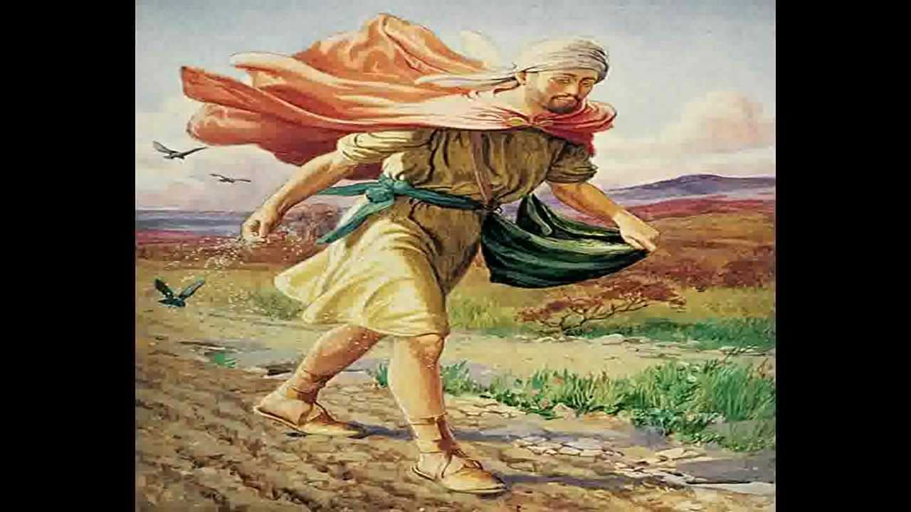matthew 13 end of the world reapers parable of the sower youtube