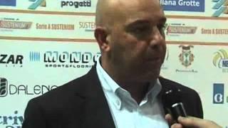 09-10-2011: Intervista a Luca Monti prima dell'esonero