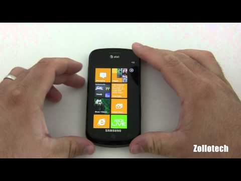 WP7 Mango Music and Video Hub Overview