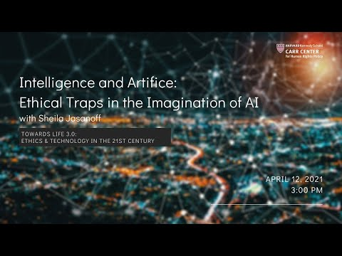 Intelligence and Artifice: Ethical Traps in the Imagination of AI on YouTube