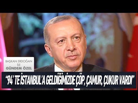 CHP'li yıllar... - Başkan Erdoğan ile Gündem Özel