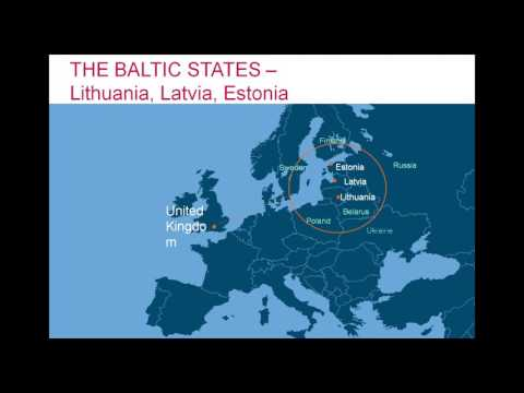 Business opportunities in the Baltics | Scottish Enterprise