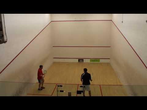MO40 Semi-Final 2 Ian Cox vs Jonathan Gallacher