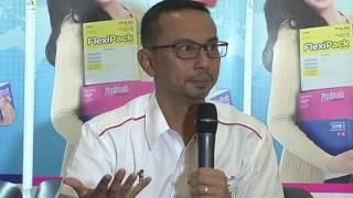 Pos Malaysia/BRTV - FlexiPack Launch