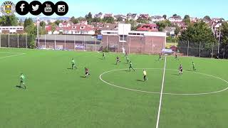 St Mirren U16 Goals V Celtic