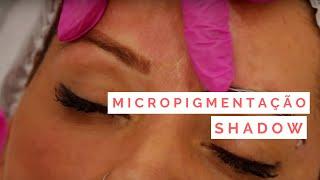 #Micropigmentação #técnicaShadow - Dermógrafo PLA6000
