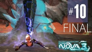 "N.O.V.A. 3: Near Orbit Vanguard Alliance | Misión #10 ""Sombras"" (FINAL) 