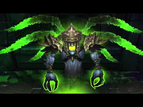 World of Warcraft Voice Over Audio: Xhul'horac
