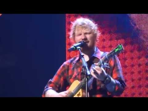 Ed Sheeran - The Man - 9.15.15