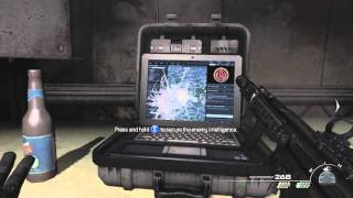 MW3 - Intel Locations - Stronghold - Mission 13 - Scout Leader Achievement/Trophy guide