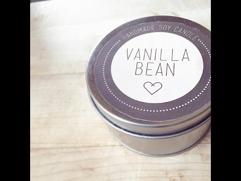 How To Make Soy Candle