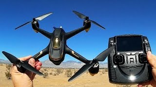 Hubsan H501S Follow Me Drone Flight Test Review