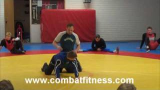 Greco Roman Parterre offense technique