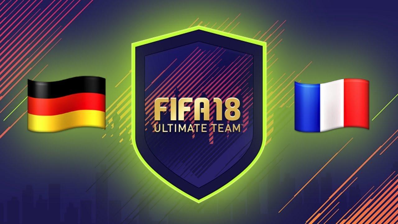 Weg Zum Ruhm Fifa 18