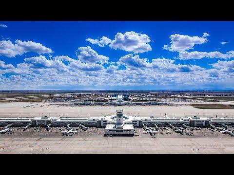 London Denver United Airlines - Bob Schumacher, United Airlines - Unravel Travel TV