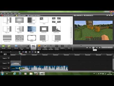 [TRR Gamer] สอนใช้งาน Camtasia Studio 8 (พื้นฐาน)