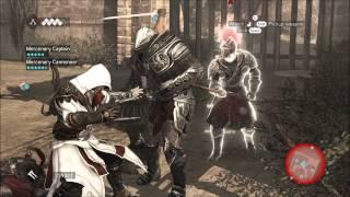 Assassin's Creed Brotherhood Leonardo's Machines part 3 of 3 Monte Circeo Tank