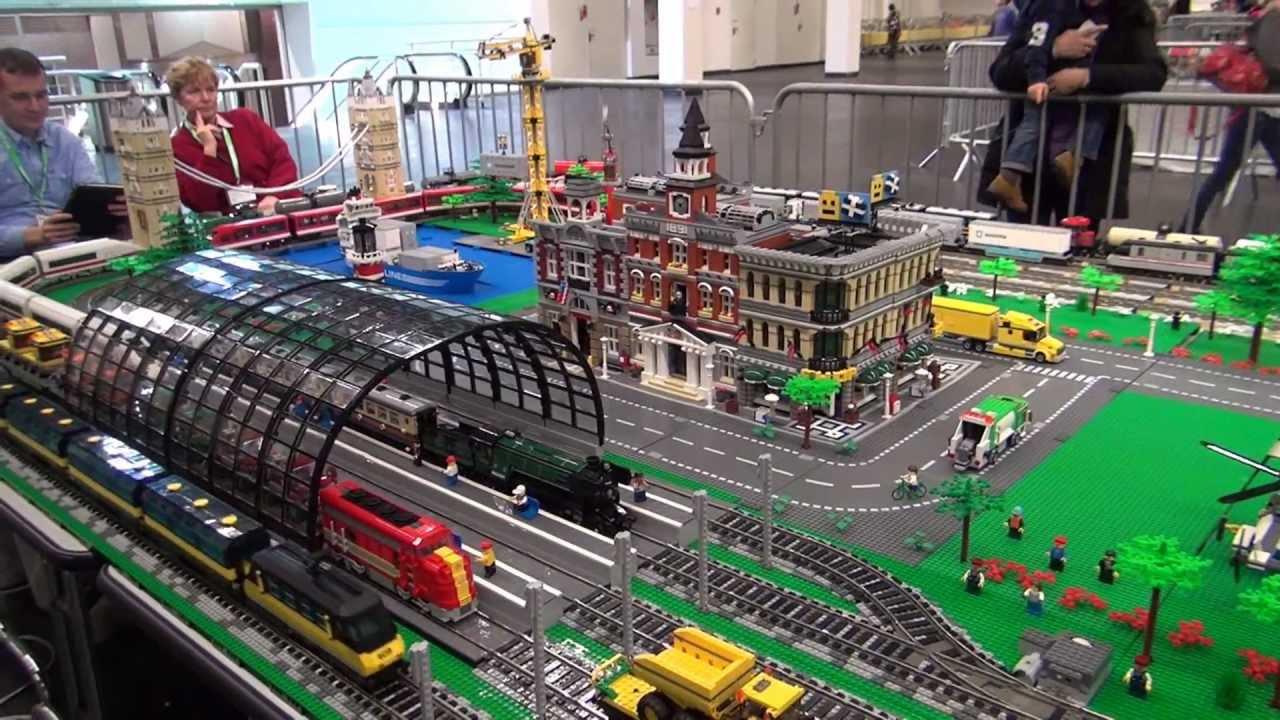 youtube lego city eisenbahn