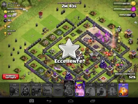 clash of clans - promo lega champ