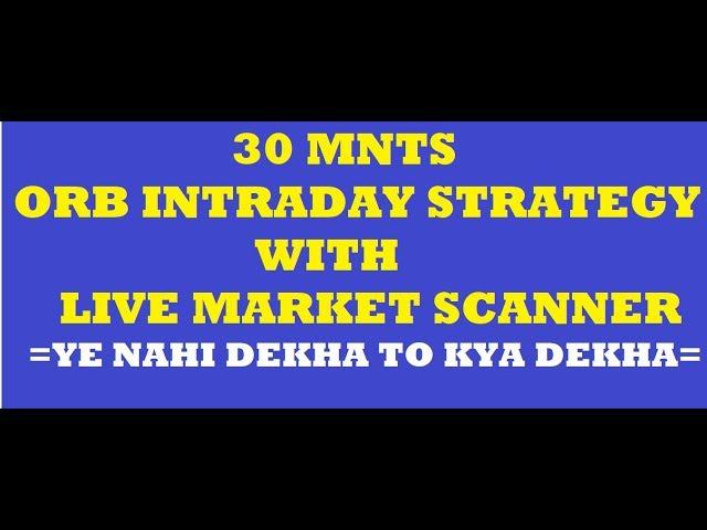 intradayscanner video, intradayscanner clip