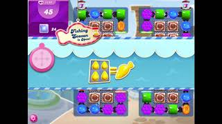 How to beat level 1159 on Candy Crush Saga!!