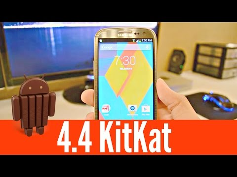 Android 4.4 KitKat On Any Android Device!