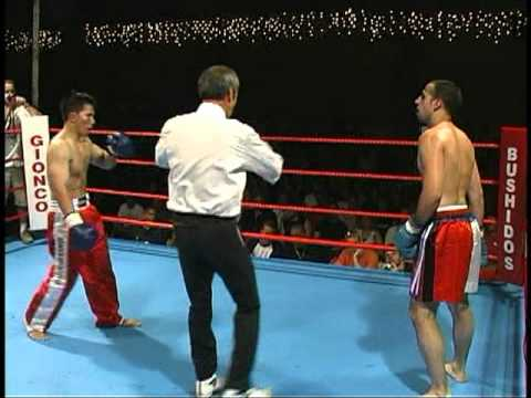 Johnny Cervantes 2004 North American Challenge Kick boxing