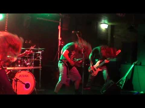 AMAROS - The Madness @ Rack Em Up Pool, March 2015