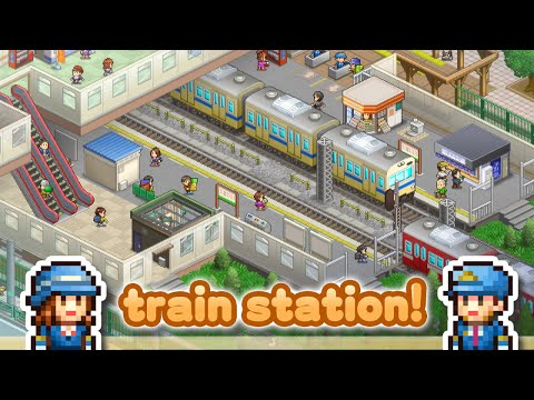 Station Manager Gameplay iOS / Android