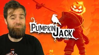 PUMPKIN JACK. The Brand New, Spooky PLATFORMER!!