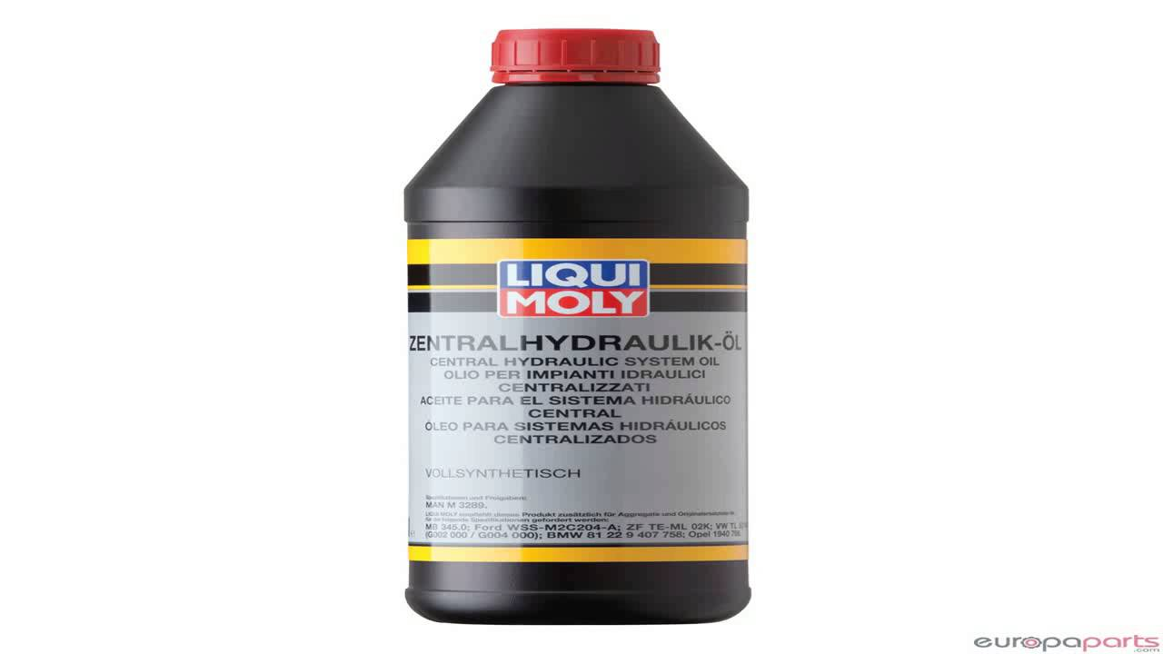 pentosin chf 11s synthetic hydraulic fluid 1 liter youtube. Black Bedroom Furniture Sets. Home Design Ideas