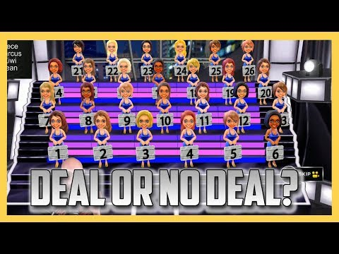 Did you pick the MILLION DOLLAR CASE? - Deal or No Deal