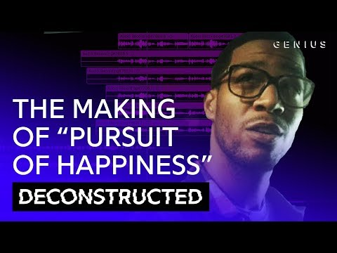 "The Making Of Kid Cudi's ""Pursuit Of Happiness"" With EVAX Of Ratatat  Deconstructed"