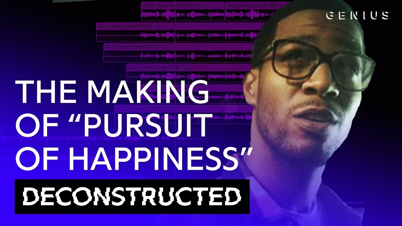 The Making Of Kid Cudis Pursuit Of Happiness With Ex Of