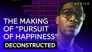 "The Making Of Kid Cudi's ""Pursuit Of Happiness"" With E.VAX Of Ratatat 