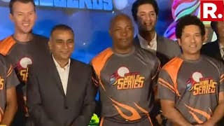 Road Safety World Series To Be Held, Cricket Legends From 5 Countries To Take Part