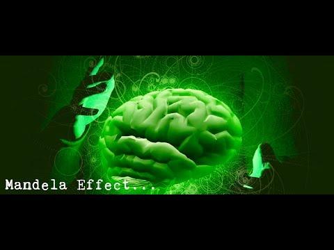 The Mandela Effect...