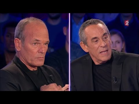 Thierry Ardisson & Laurent Baffie - On n'est pas couché 12 novembre 2016 #ONPC