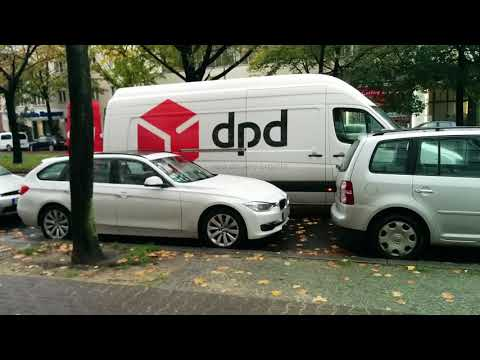 The world's worst parcel service? probably DPD :-/