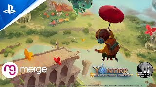 Yonder: The Cloud Catcher Chronicles - Launch Trailer | PS5