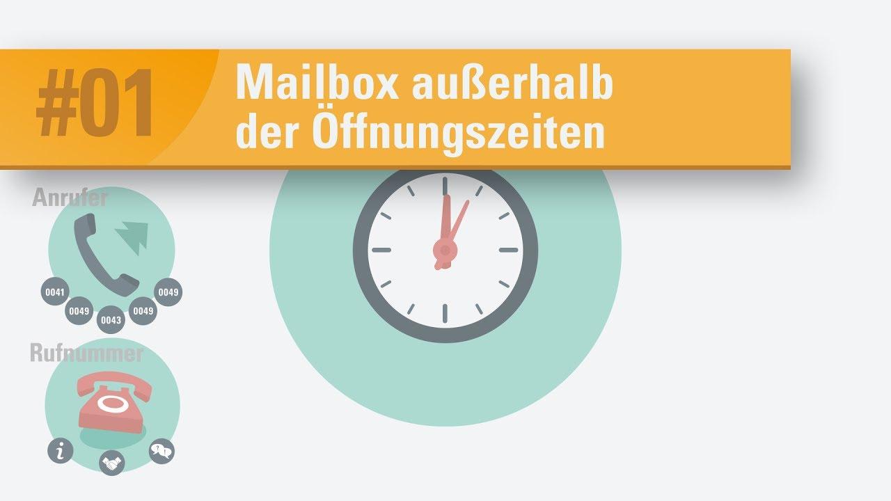 starface how to #01 - mailbox außerhalb der Öffnungszeiten - youtube